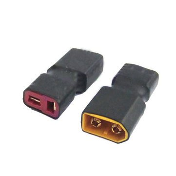 XT60 Male To T Plug Female Adapter