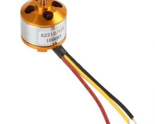 A2212/10T/13T 1000Kv Brushless Motor Without Soldered Connector