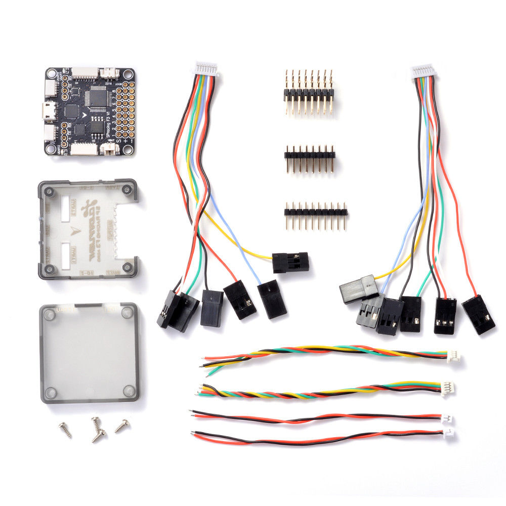 SP RACING F3 FC Replacement Accessories Set