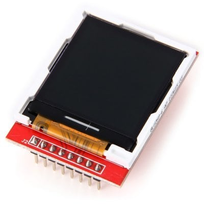 1.44 inch TFT LCD Color Screen Module SPI Interface