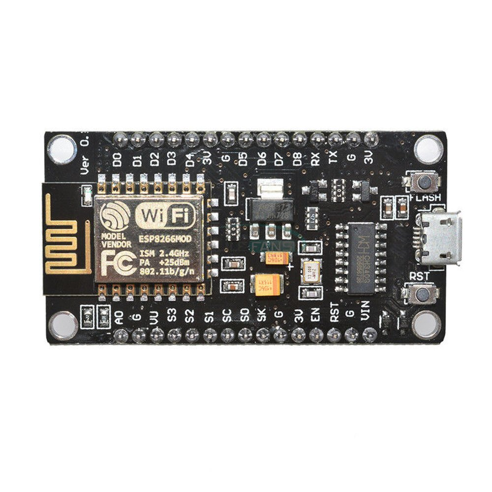 NodeMcu ESP8266 V3 Lua CH340 Wifi Dev  Board - Robu in | Indian Online  Store | RC Hobby | Robotics