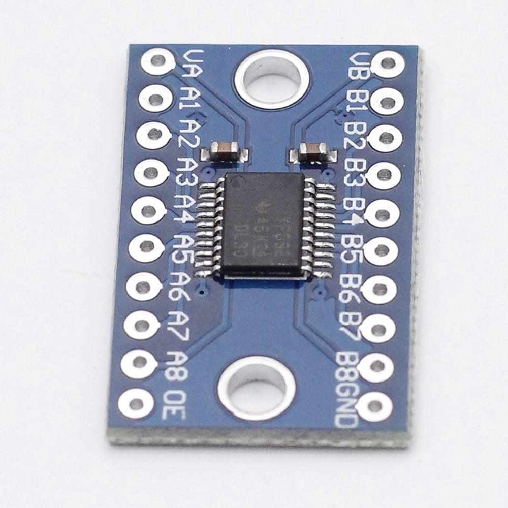 TXS0108E High Speed Full Duplex 8 Channel Logic Level Converter
