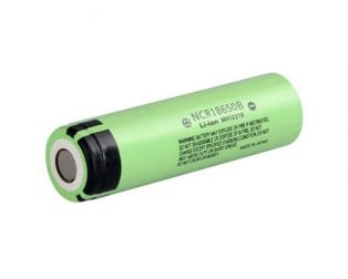 PANASONIC NCR 18650B 3400 mAh Li-Ion Battery(Original)