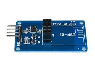 ESP-01 Adapter 3.3V 5V Board