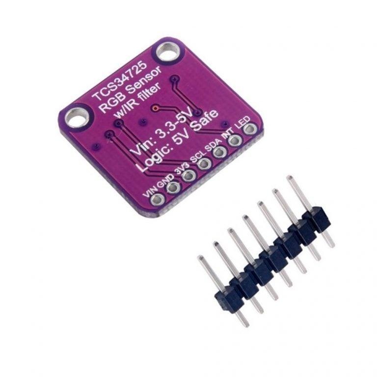 CJMCU-34725 TCS34725 Color Sensor RGB ModuleCJMCU-34725 TCS34725 Color Sensor RGB Module