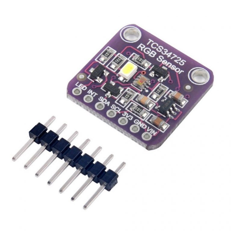 CJMCU-34725 TCS34725 Color Sensor RGB Development Board Module