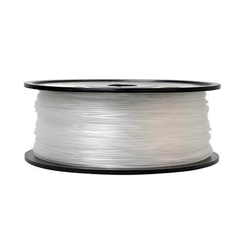 WANHAO Transparent PLA 1.75 mm 1 kg Filament for 3D printer – Premium Quality