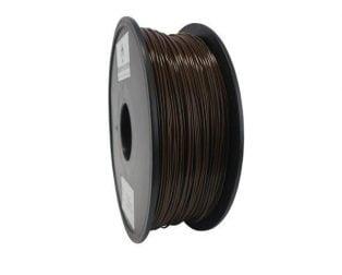 WANHAO Brown PLA 1.75 mm 1 kg Filament for 3D printer – Premium Quality