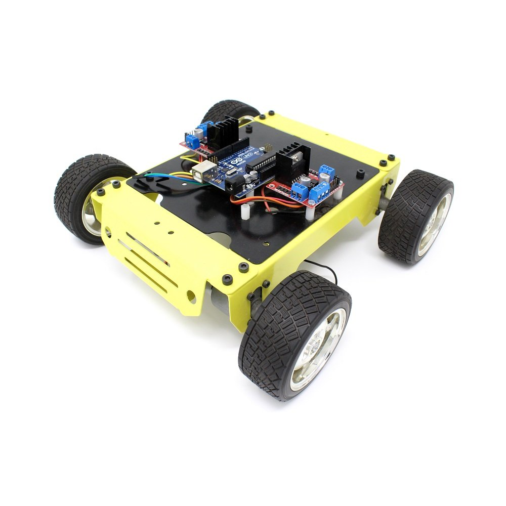 EasyMech Warrior Chassis Assembled - ROBU.IN