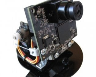 PIXY Pan and Tilt Mechanism for Pixy Smart Vision Cameras