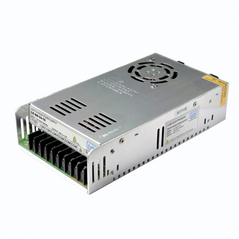 LUBI 24V 15A 150W Switch Mode Power Supply
