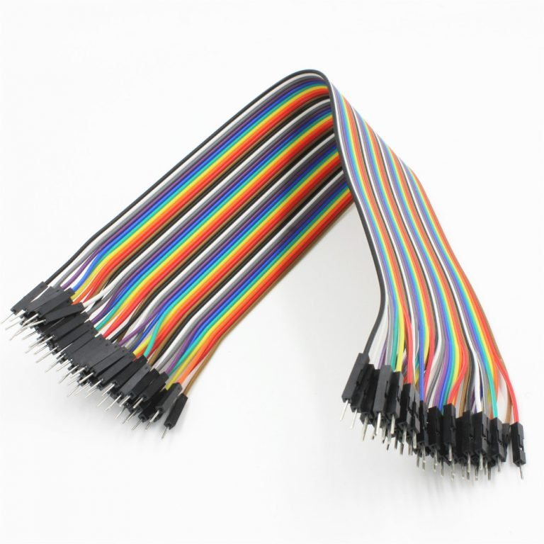 40pcs-Dupont-Wire-Jumper-Cable-2-54mm-1P-1P-Male-to-Male-for-Arduino-10CM