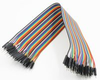 40pcs-Dupont-Wire-Jumper-Cable-2-54mm-1P-1P-Male-to-Male-for-Arduino-20CM