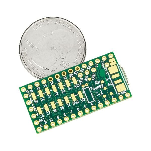 Teensy 3.2 Development Board