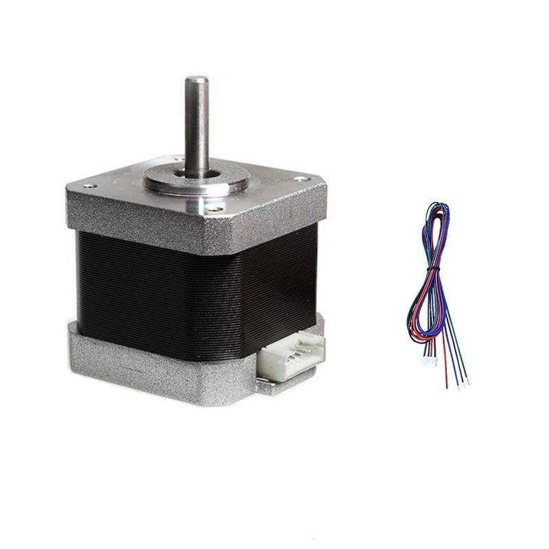 NEMA17 5.6 kg-cm Stepper Motor (With Detachable 72 CM Cable)