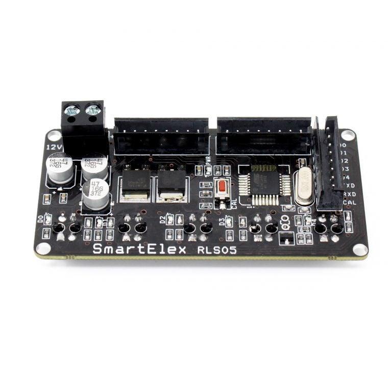 SmartElex RLS05 Line Follower Sensor Module