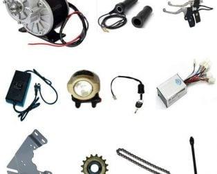 EBike parts