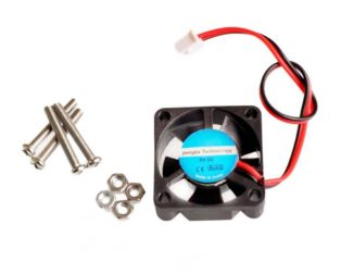 5V Cooling Fan for Raspberry Pi with Bolt & Nut