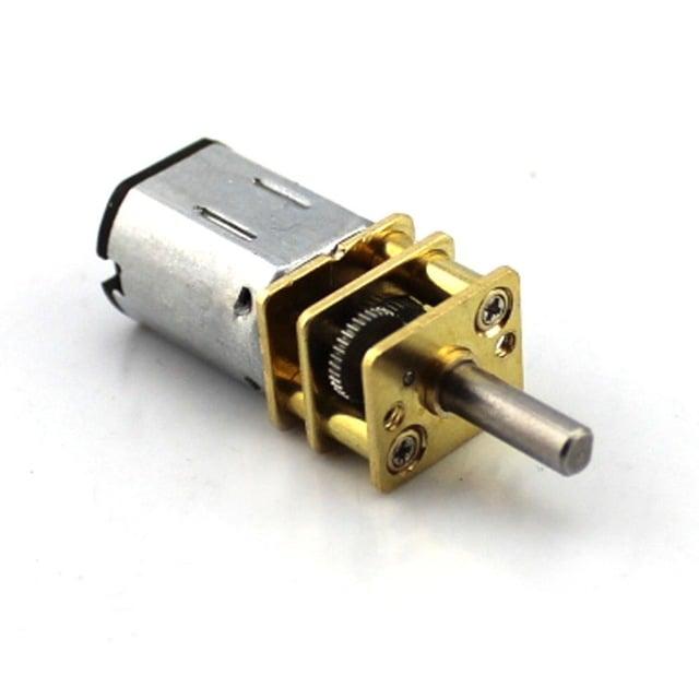 N20-6V-600 Rpm Micro Metal Gear Motor