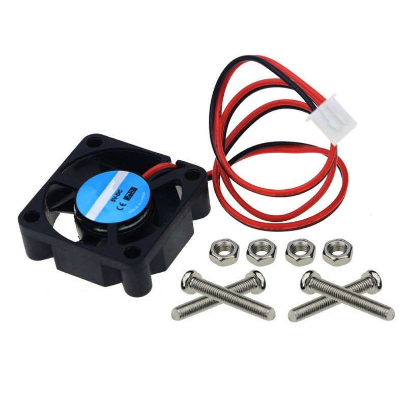 5V Cooling Fan for Raspberry Pi with Bolt & Nut - Robu in | Indian Online  Store | RC Hobby | Robotics