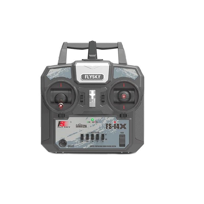 FlySky FS-i4X 2.4GHz 4CH AFHDS RC Transmitter + FS-A6 Receiver