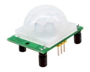 IR and PIR sensors