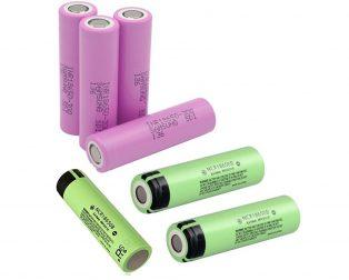 Lithium ION (Li-Ion) batteries