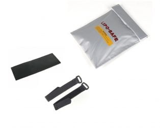 LiPO Battery Sack, Covers & Mats