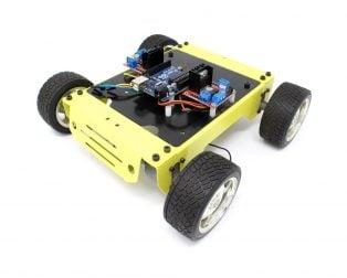 Robotic Vehicle Kits