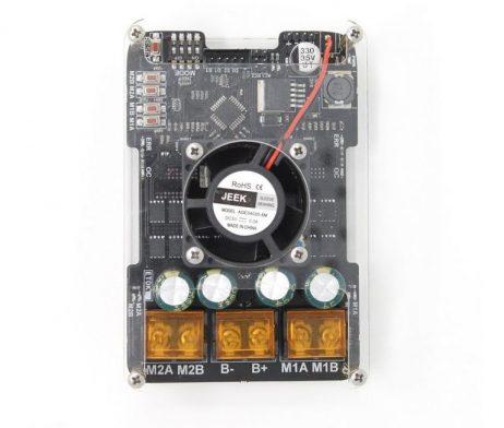 SmartElex 30D Dual Channel 30A Smart DC Motor Driver