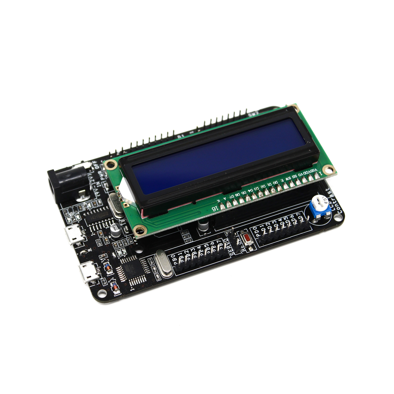 SmartElex ATmega32 Development Board on-board Programmer - Robu in | Indian  Online Store | RC Hobby | Robotics