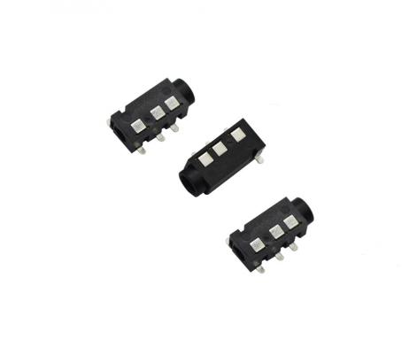 Audio Jack - 3.5mm TRRS (SMD)-4Pcs