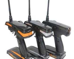 Flysky FS-GT2 Transmitter with FS-GR3E Receiver for Rc Car/Boat