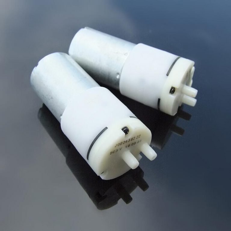 370 Diaphragm 3-5V Self-Priming Small Micro Vacuum Pump