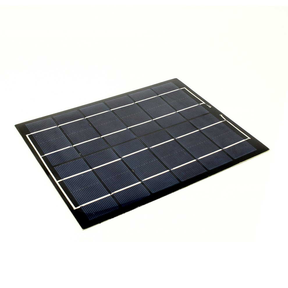 Electronic Components & Supplies 100% Quality Solar Panel 0.5w 5v Portable Module Diy Small Solar Panel For Cellular Phone Charger Home Light Toy Etc Solar Cell