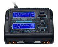 HTRC C240 DUO AC 100-240V DC 11-18 V LiPo LiFe / Li-ion/NiCd/NiMH/Pb Multi Charger/Discharger-(Original)