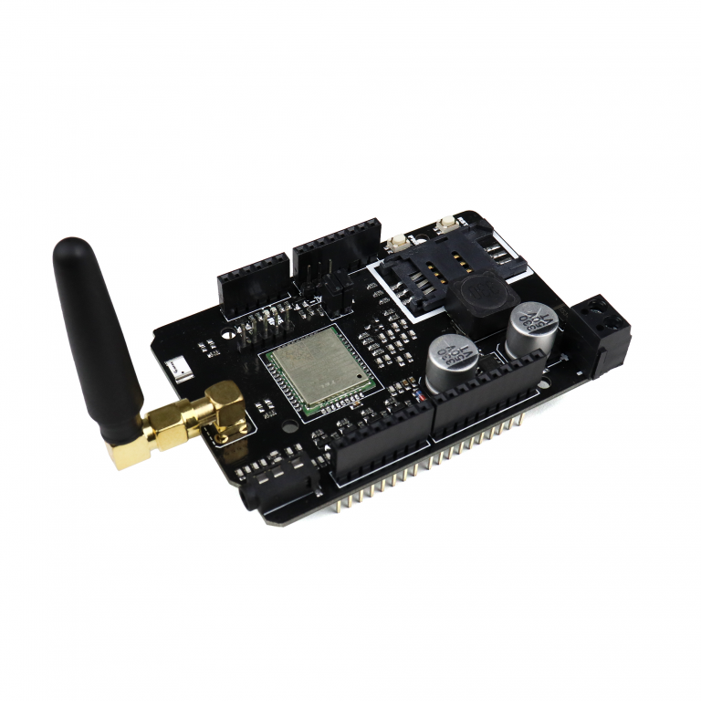 SmartElex GSM/GPRS Shield for Arduino