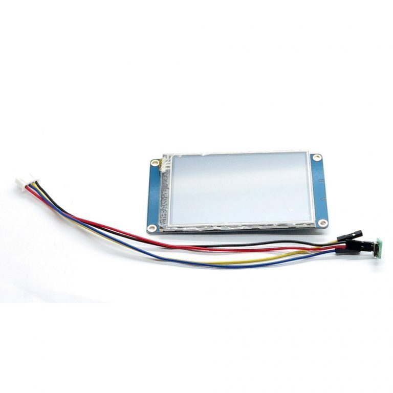 Nextion NX4832T035 - 3.5 HMI TFT LCD Touch Display Module