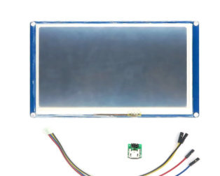 "Nextion NX8048T070-Generic 7.0"" HMI TFT LCD Touch Display"