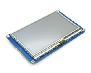 Nextion NX8048T070 - Generic 7.0 HMI TFT LCD Touch Display