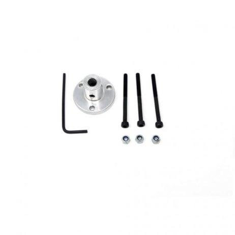 EasyMech 6mm Coupling Hub For 60mm Aluminum Mecanum Wheel