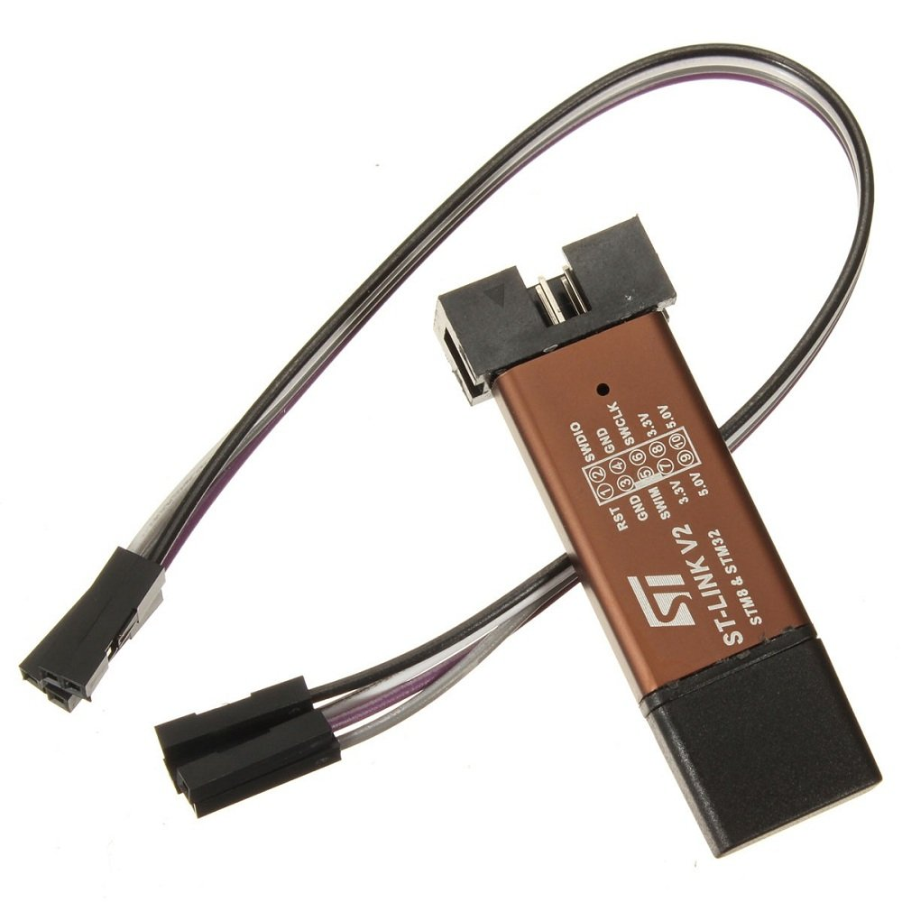 ST Link V2 Programmer For STM8 and STM32