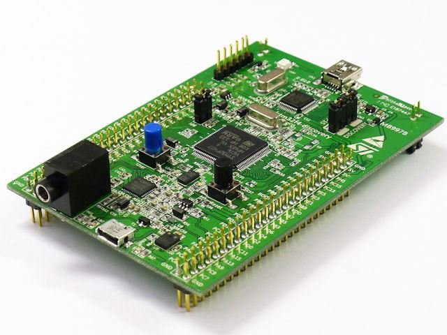 STM32F407 Discovery Kit for STM32F407 - Robu in   Indian Online Store   RC  Hobby   Robotics