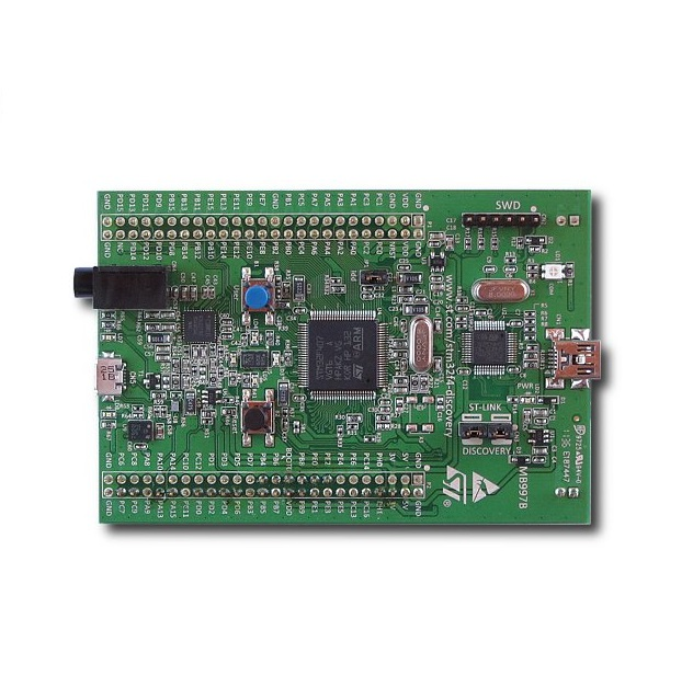 STM32F407 Discovery Kit for STM32F407 - Robu in | Indian Online Store | RC  Hobby | Robotics