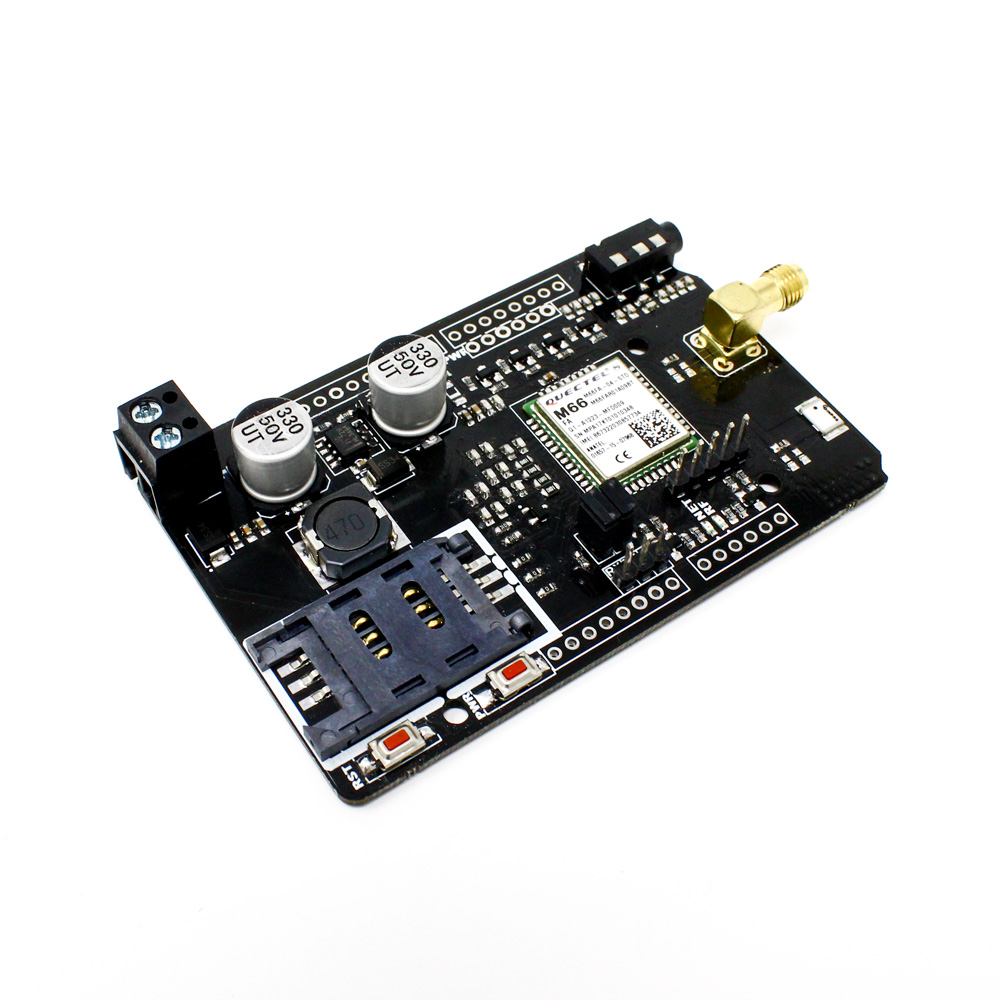 SmartElex GSM/GPRS Shield for Arduino - Robu in | Indian Online Store | RC  Hobby | Robotics