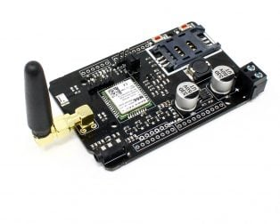 SmartElex GSMGPRS Shield for Arduino
