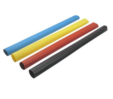 A Set of Multicolor 150mm Long Heat Shrink Sleeve-2mm Industrial Grade WOER (HST)