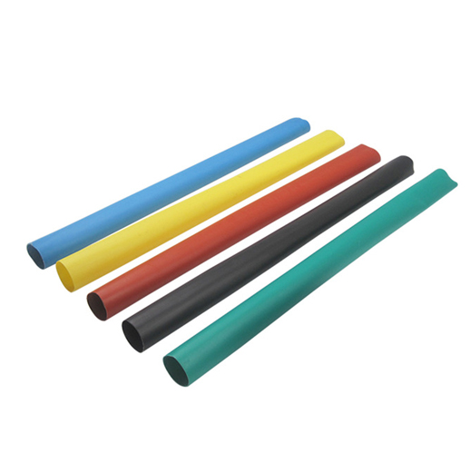 A Set of Multicolor 150mm Long Heat Shrink Sleeve-5mm Industrial Grade WOER (HST)