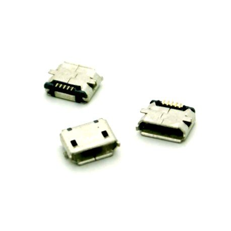 Micro USB 2.0 B type 5 Pin Connector