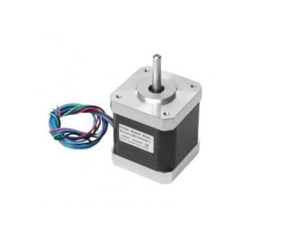 NEMA17 4.8 kg-cm Stepper Motor (With Detachable 72 CM Cable) - ROBU.IN